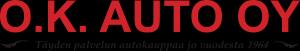 O.K. Auto Oy logo