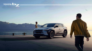 Toyota bZ | Toyota bZ -täyssähköperhe