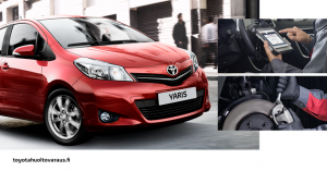 Toyota Aktiivihuolto